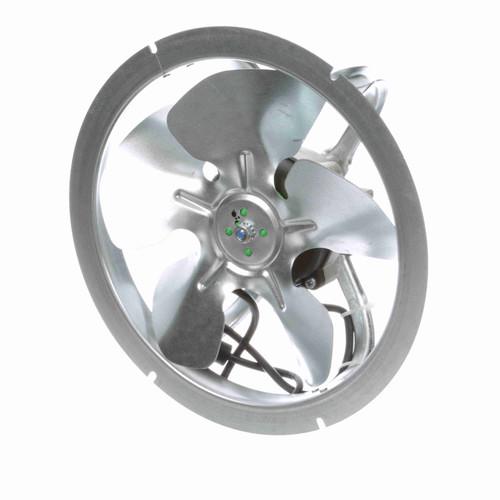 Genteq MD5471 KRYO 4-20 Watt ECM Unit Bearing Motor 390 CFM, 1550 RPM, 90-240 Volts, IP66