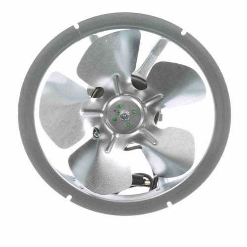Genteq MD5472 KRYO 4-20 Watt ECM Unit Bearing Motor 415 CFM, 1550 RPM, 90-240 Volts, IP66