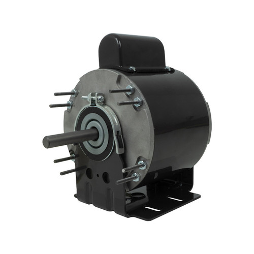 """Packard 40025 5-5/8"""" Dia. Unit Heater Motor 1/4 HP, 115 Volts, 1075 RPM Replaces Emerson 9035"""