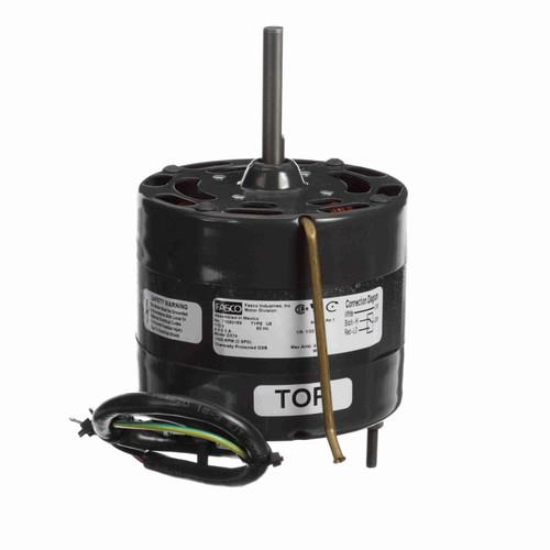 Fasco D374 4.4 Inch Diameter Motors 115 Volts 1500 RPM