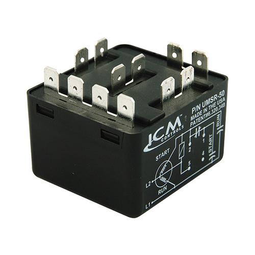 ICM UMSR-50B-LF Universal  Motor Start Relay