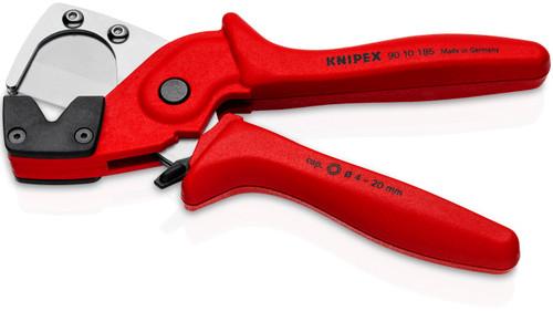 """Knipex 90 10 185 7 1/4"""" Pneumatic Hose Cutter"""