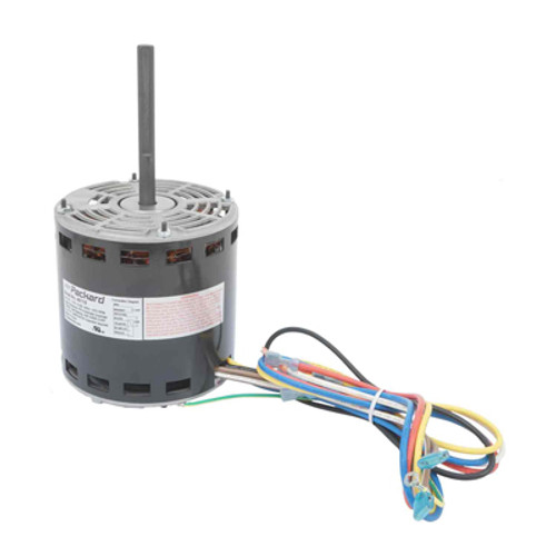 Packard 45118 3/4 HP 1075 RPM 115V PSC Motor Replaces Carrier HC45AE118A