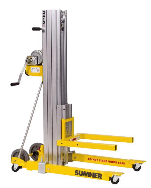 Sumner 2412 Contractor Lift 12' Lift 450 Lb Capacity