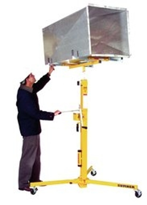 Sumner 2311HVAC HVAC/LIGHT Cradle 11' Lift 150 Lb Capacity