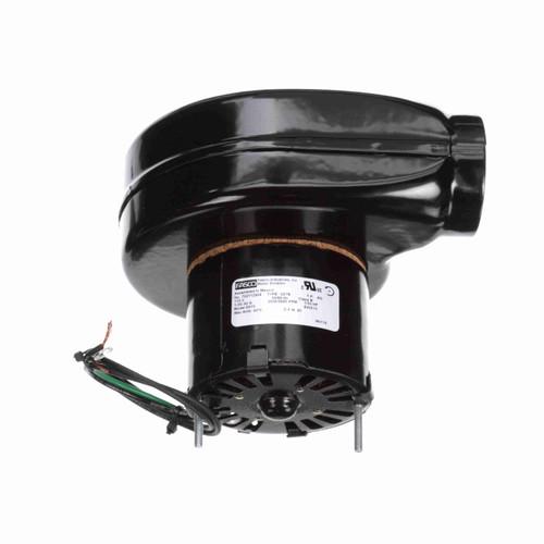 Fasco D013 85 CFM Centrifugal Blower 3000 RPM 115 V Replaces Trane MOT-2759