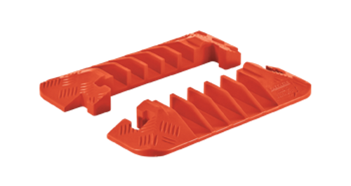 CEP 3116 Cable Protector 5- 1.3″ Channels T-Slot style 20,000# Per Axle rating