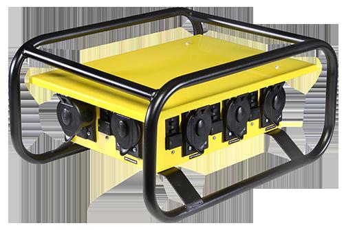 CEP 8706G Input 50A 125/250V (CS6375)/Output–50A 125/250V (CS6369) 6–20A 125V(L5-20R)TL1-30A(L6-30R)