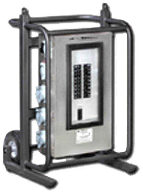 CEP 6221CC 200 AMP 120/208V 3-Phase Distribution Panels Cam Type