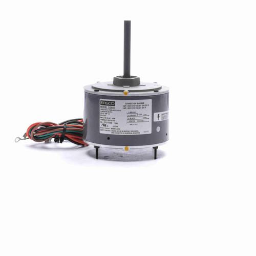 Fasco D2840 5 5/8 Inch Diameter Motor 208-230 Volts 1075 RPM Replaces Rheem 51-21853-82