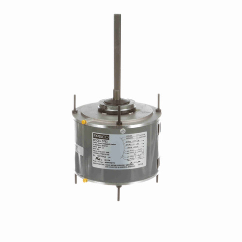 Fasco D783 1/4 HP 48 Frame Motor 208-230 Volts 1625 RPM Replaces GE 3047
