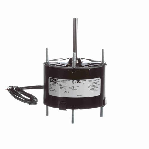 Fasco D120 3.3 Inch Diameter 1/70 HP Motor 115 Volts 1500 RPM