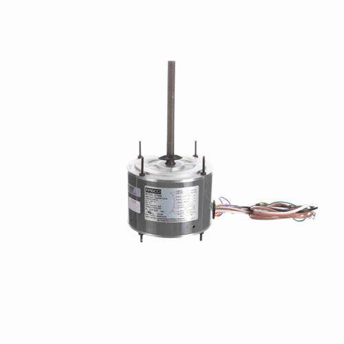 """Fasco D7909 1/4 HP 5 5/8"""" Diameter Condenser Fan Motor 208-230 Volts 1075 RPM"""