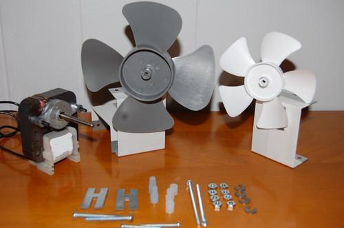 Acme Miami 4670 3000 RPM 1/100 HP 110 V .35 amps Motor Kit