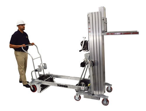 Sumner 2515G Counter Weight Lift 15' Lift Height 800 Lb Capacity