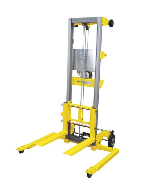 Sumner 1910 10' Lift 400 lb Capacity Material Lift