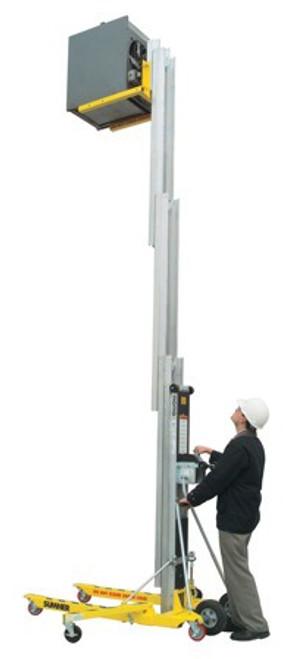 Sumner 2010 10' Lift 1000 lb Capacity Material Lift