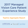 Managed Vision Care Patient Experience - Topline Aggregate Report