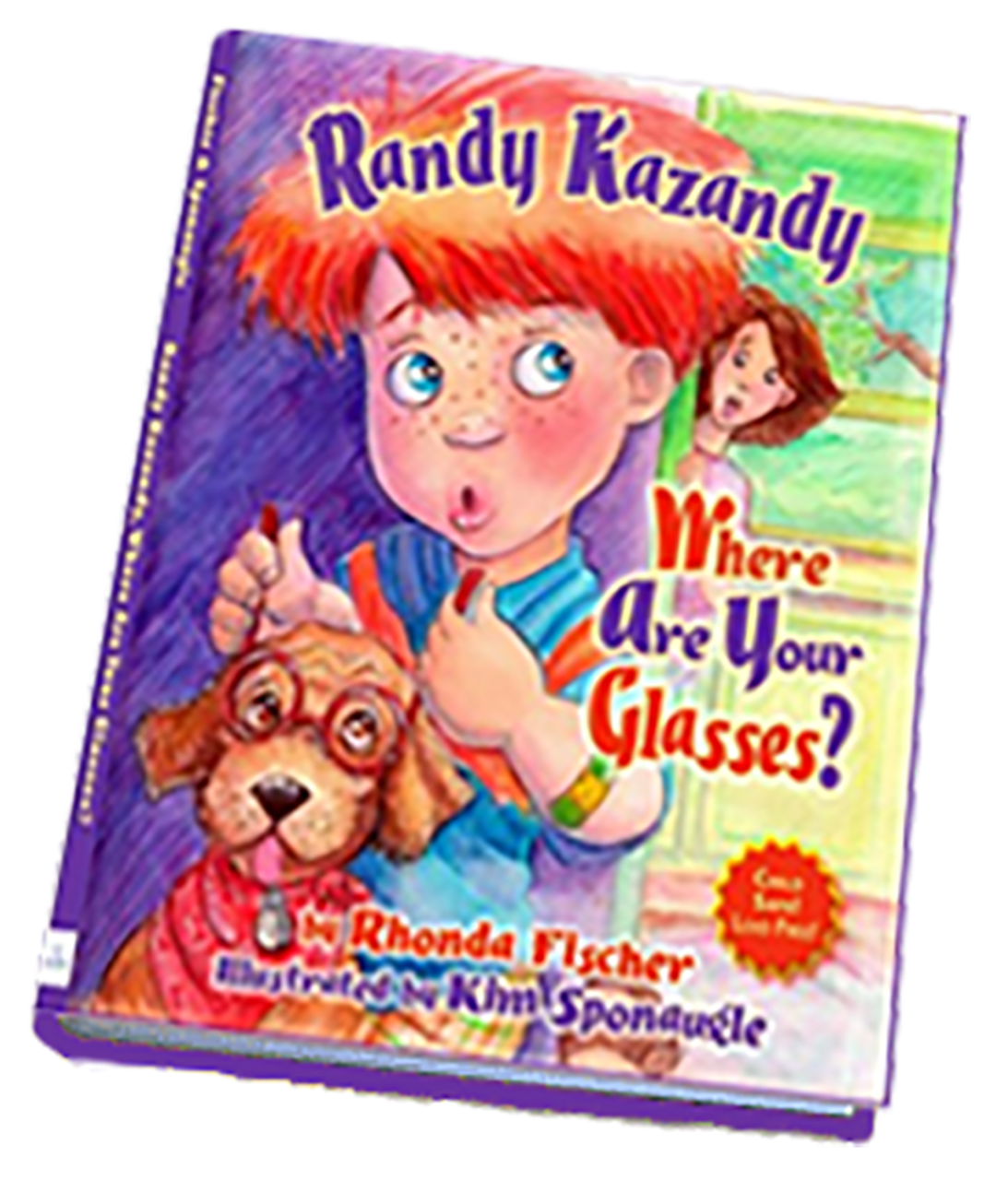 Randy Kazandy! Where Are Your Glasses?