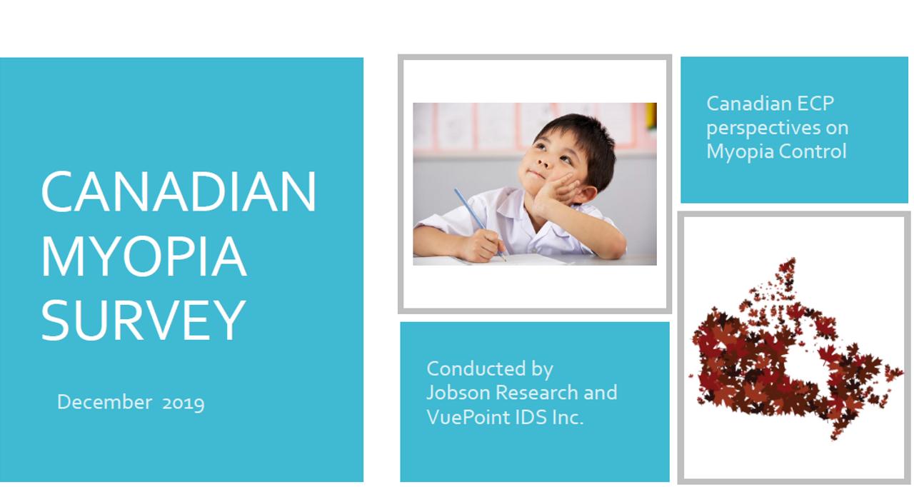 Canadian Myopia Study