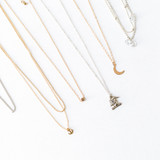 -3 Necklaces -Gold and/or Silver