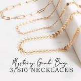 Mystery Jewelry Bag