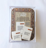 -Card Game -Clear Case -Instructions -Easy-Hard *Cell Phone and Friends not included.