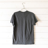 """-Black -Crew Neck -Blessed Graphic -Short Sleeve -Full Length -T-Shirt  Size Medium  Material: 100% Cotton  Clothing Measurements: Bust: 19"""" Length: 28"""" Sleeve Length: 6.5"""""""