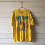 """-Yellow with Rugratz Print -Reads """"Made in the 90's"""" -Crew Neck -Full Length -Short Sleeve -T-Shirt  Size 2X Large  Material: 100% Cotton  Clothing Measurements: Bust: 42"""" Length: 26"""" Sleeve Length: 8"""""""