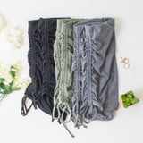 -Grey Color -Side Ruching -Adjustable Ties -Ribbed -Elastic Waistbands -Ribbed -Comes in 3 Colors -Mini Skirt  Materials: 80% Polyester | 13% Rayon | 7% Spandex  WS8074 SKIRT GRY