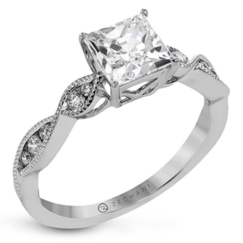 ZR1556 Engagement ring