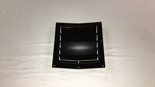 Race Louver Focus RS trim center car hood vent designed for street, high performance driving and light track duty.