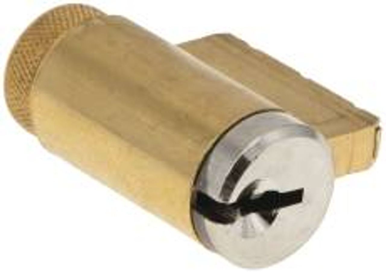 Deadbolt Cylinder 6 pin with tailpiece fits Schlage C Keyway 2 Keys NEW