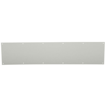 """1 Ives 27592 8400 US32D Stainless Steel Door Protection Kick Plate 4/"""" x 36/"""""""