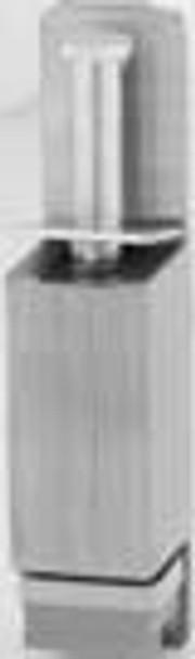 Ives FS1154 US26D Door Plunger Holder