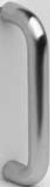 Ives 8103EZ -8 US28 Aluminum Series Door Pull