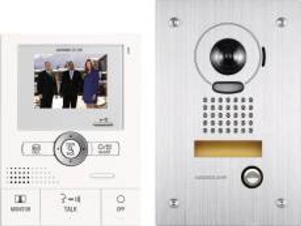 Aiphone JKS1ADF-Door Video Entry Security System
