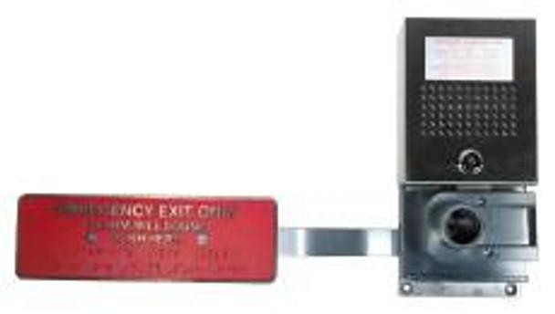 Alarm Lock 11A EMERGENCY EXIT ALARM U.L.