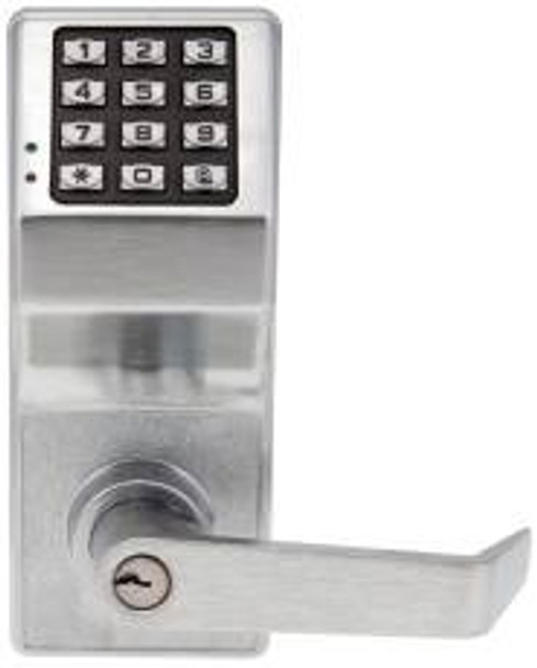Alarm Lock DL2700 Trilogy Push Button Access