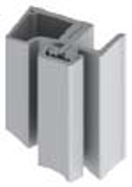 Heavy duty for high frequency, center hung doors or heavy, medium frequency, center hung doors