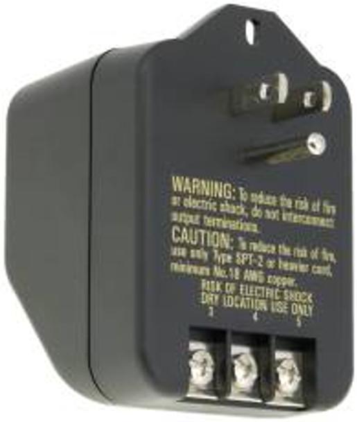 Plug-in  ◾ Secondary voltage: 8-16-24 VAC
