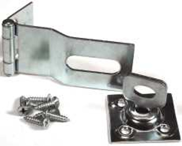 ANVIL MARK HASP SWIVEL STAPLE 3-1/2 IN