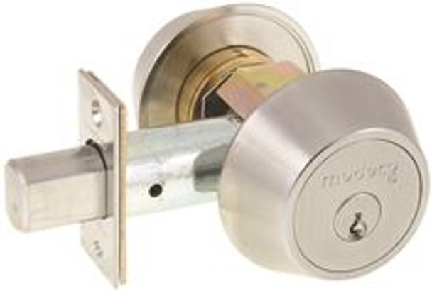 Medeco 11WC62226PA  Double  cylinder Deadbolt