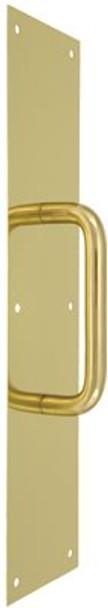 US24R71113 PULL brass