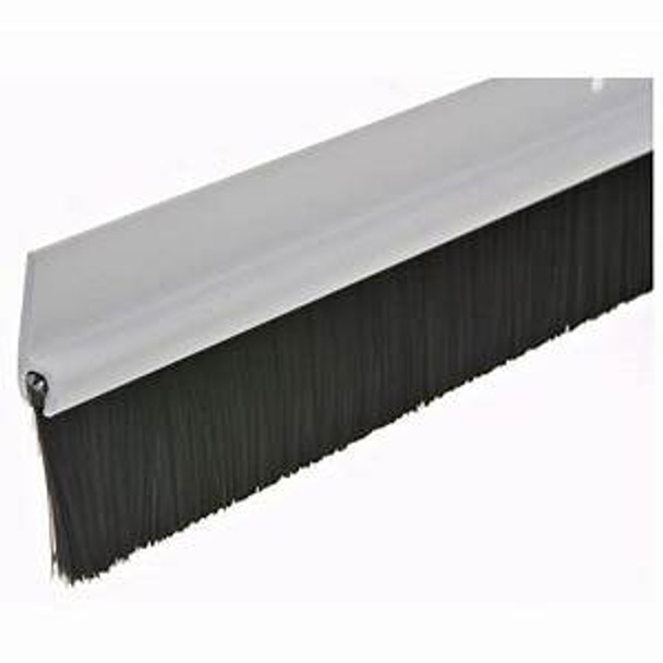 """NGP 600A DOOR SWEEP CLEAR ANODIZED 36"""""""