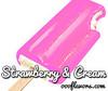 50/50 Bar - Strawberry and Ice Cream (OOO)