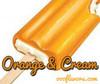 50/50 Bar - Orange and Ice Cream (OOO)