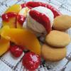 Organic Peach Melba  (NF)