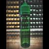 Chubby Gorilla Green 60ml Bottle with Green Cap