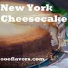 New York Cheesecake (OOO)
